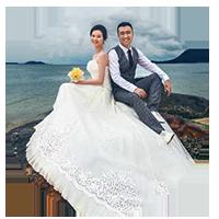 旅行婚纱摄影